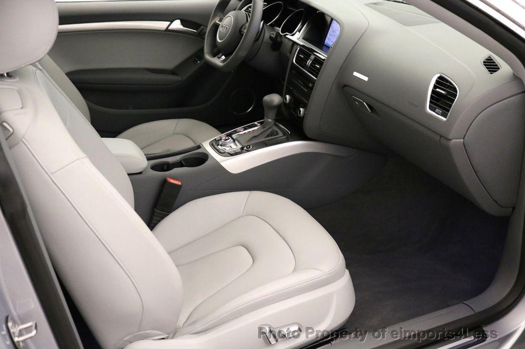 2017 Audi A5 Coupe CERTIFIED A5 2.0T Quattro Sport AWD TECH CAMERA NAVI - 17397401 - 8