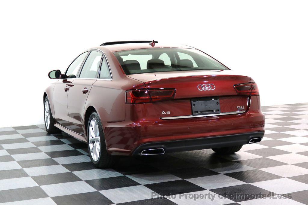 2017 Audi A6 CERTIFIED A6 2.0t Quattro Premium Plus DRIVER ASSIST NAVI - 17234511 - 2