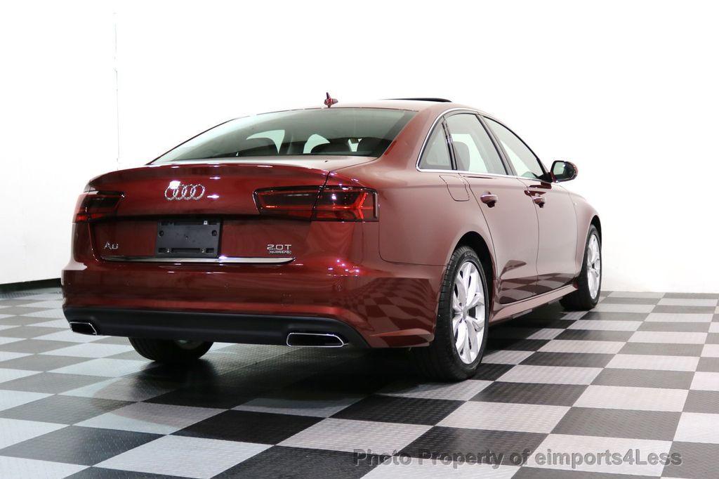 2017 Audi A6 CERTIFIED A6 2.0t Quattro Premium Plus DRIVER ASSIST NAVI - 17234511 - 34