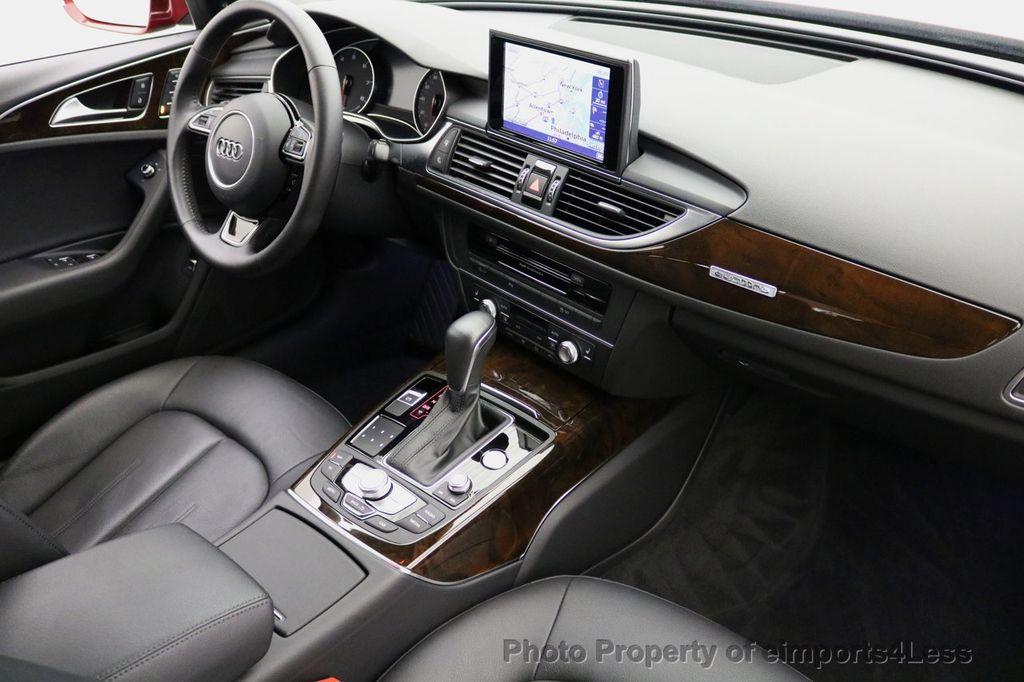 2017 Audi A6 CERTIFIED A6 2.0t Quattro Premium Plus DRIVER ASSIST NAVI - 17234511 - 37