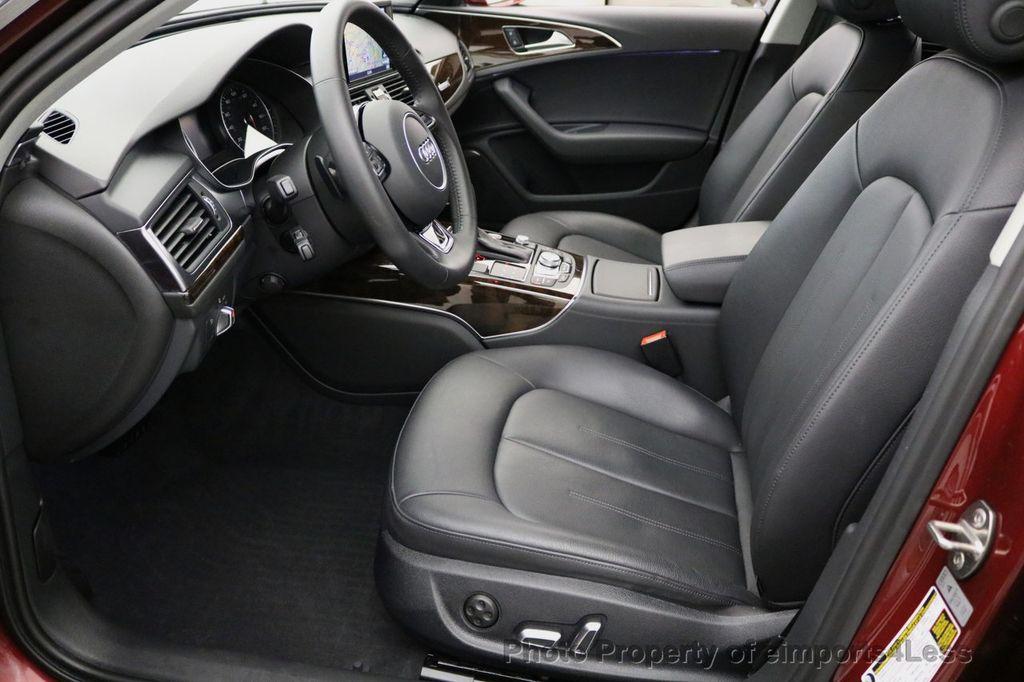 2017 Audi A6 CERTIFIED A6 2.0t Quattro Premium Plus DRIVER ASSIST NAVI - 17234511 - 38