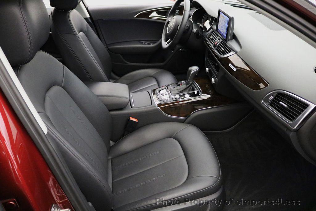 2017 Audi A6 CERTIFIED A6 2.0t Quattro Premium Plus DRIVER ASSIST NAVI - 17234511 - 39