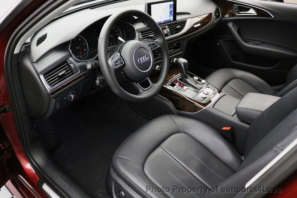 2017 Audi A6 CERTIFIED A6 2.0t Quattro Premium Plus DRIVER ASSIST NAVI - 17234511 - 47