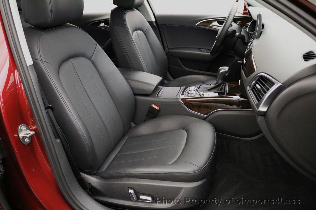 2017 Audi A6 CERTIFIED A6 2.0t Quattro Premium Plus DRIVER ASSIST NAVI - 17234511 - 48