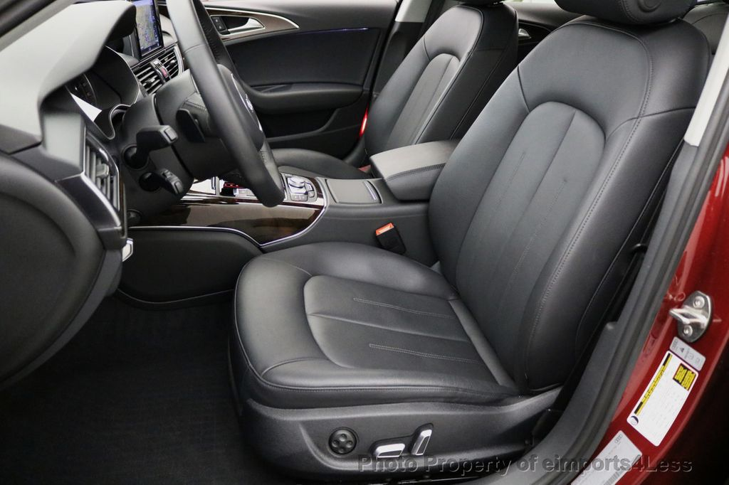 2017 Audi A6 CERTIFIED A6 2.0t Quattro Premium Plus DRIVER ASSIST NAVI - 17234511 - 49