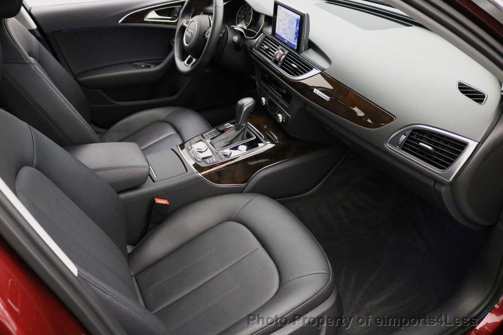 2017 Audi A6 CERTIFIED A6 2.0t Quattro Premium Plus DRIVER ASSIST NAVI - 17234511 - 50