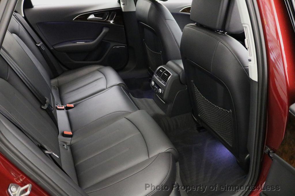 2017 Audi A6 CERTIFIED A6 2.0t Quattro Premium Plus DRIVER ASSIST NAVI - 17234511 - 52