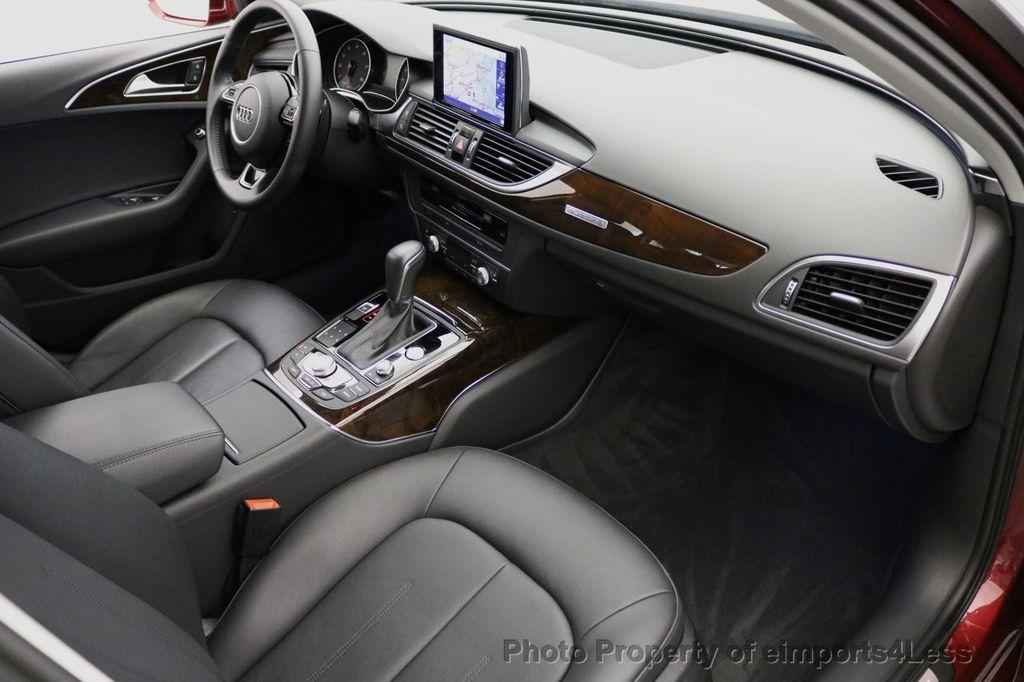 2017 Audi A6 CERTIFIED A6 2.0t Quattro Premium Plus DRIVER ASSIST NAVI - 17234511 - 8