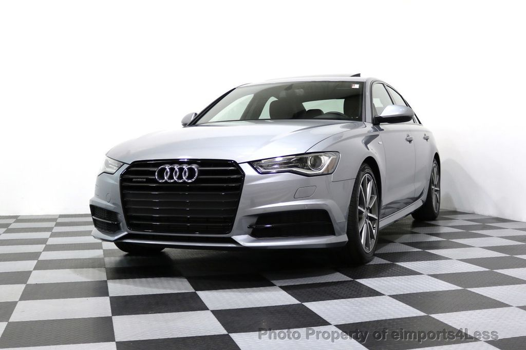 2017 Audi A6 CERTIFIED A6 2.0T Quattro Sport Package AWD CAMERA NAVI - 17395744 - 14