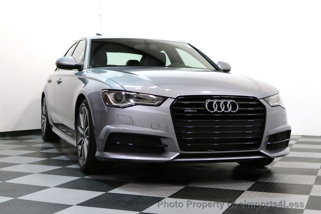 2017 Audi A6 CERTIFIED A6 2.0T Quattro Sport Package AWD CAMERA NAVI - 17395744 - 15