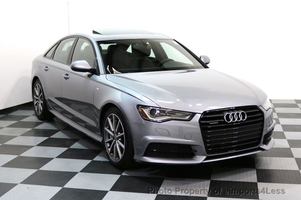2017 Audi A6 CERTIFIED A6 2.0T Quattro Sport Package AWD CAMERA NAVI - 17395744 - 1