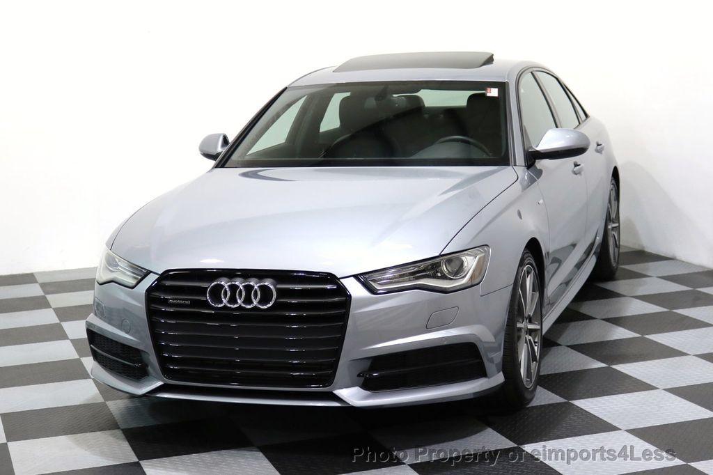 2017 Audi A6 CERTIFIED A6 2.0T Quattro Sport Package AWD CAMERA NAVI - 17395744 - 27