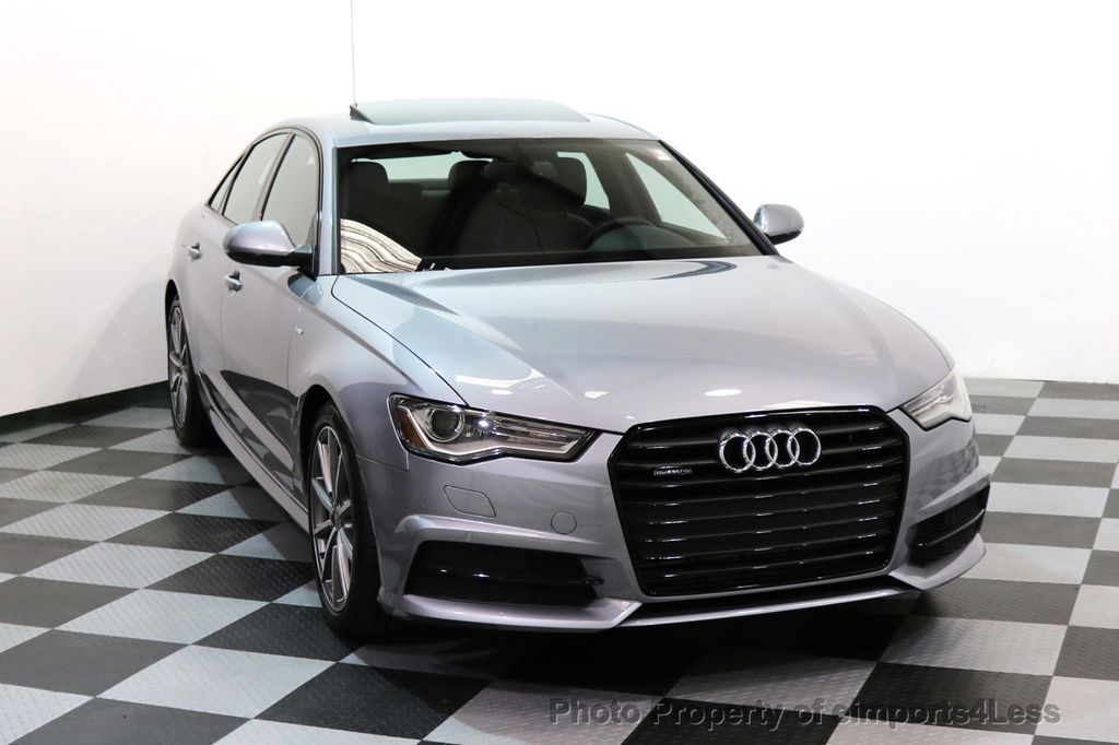 2017 Audi A6 CERTIFIED A6 2.0T Quattro Sport Package AWD CAMERA NAVI - 17395744 - 28