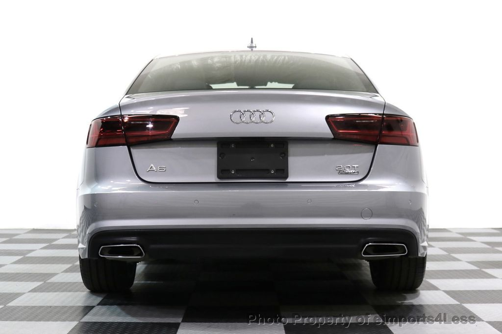 2017 Audi A6 CERTIFIED A6 2.0T Quattro Sport Package AWD CAMERA NAVI - 17395744 - 30