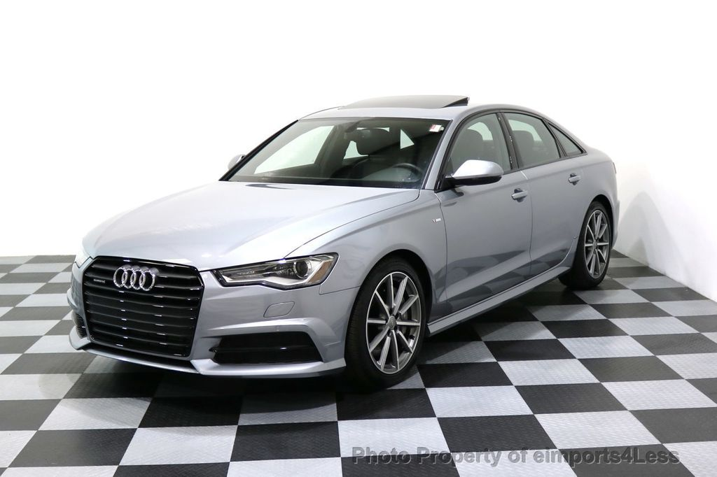 2017 Audi A6 CERTIFIED A6 2.0T Quattro Sport Package AWD CAMERA NAVI - 17395744 - 41