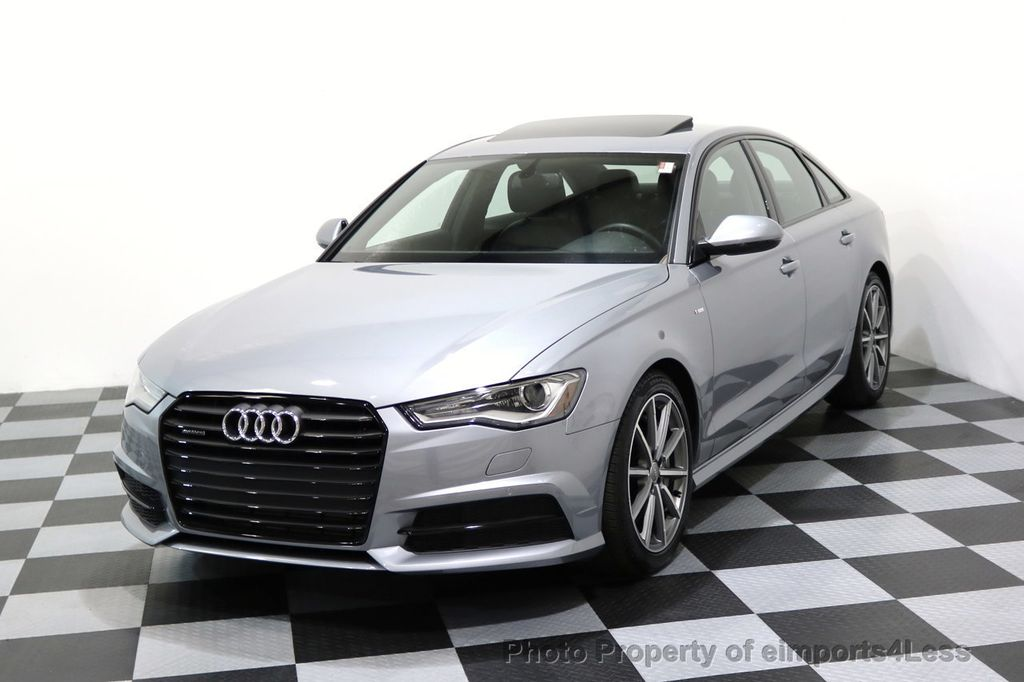 2017 Audi A6 CERTIFIED A6 2.0T Quattro Sport Package AWD CAMERA NAVI - 17395744 - 42