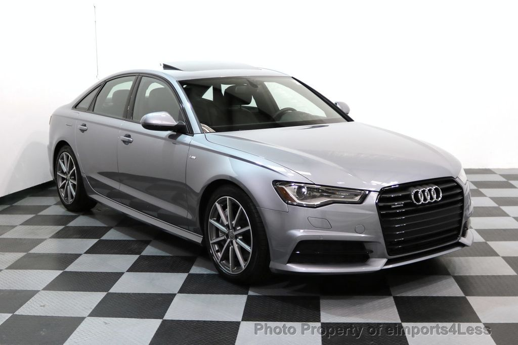 2017 Audi A6 CERTIFIED A6 2.0T Quattro Sport Package AWD CAMERA NAVI - 17395744 - 43