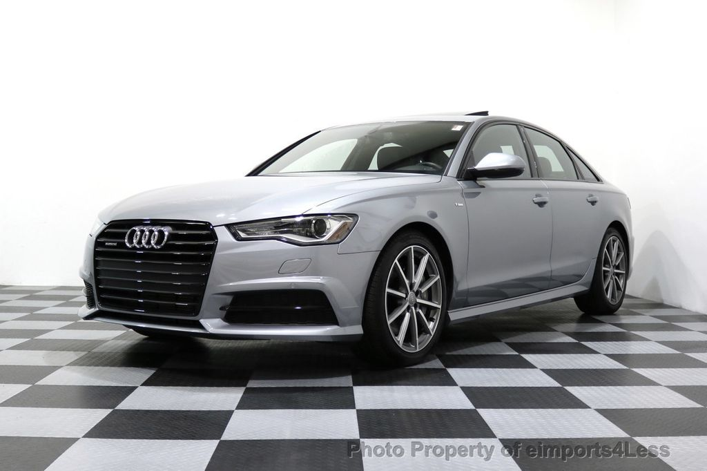 2017 Audi A6 CERTIFIED A6 2.0T Quattro Sport Package AWD CAMERA NAVI - 17395744 - 46