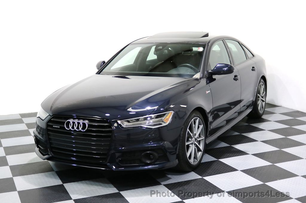 2017 used audi a6 certified a6 quattro awd sport. Black Bedroom Furniture Sets. Home Design Ideas