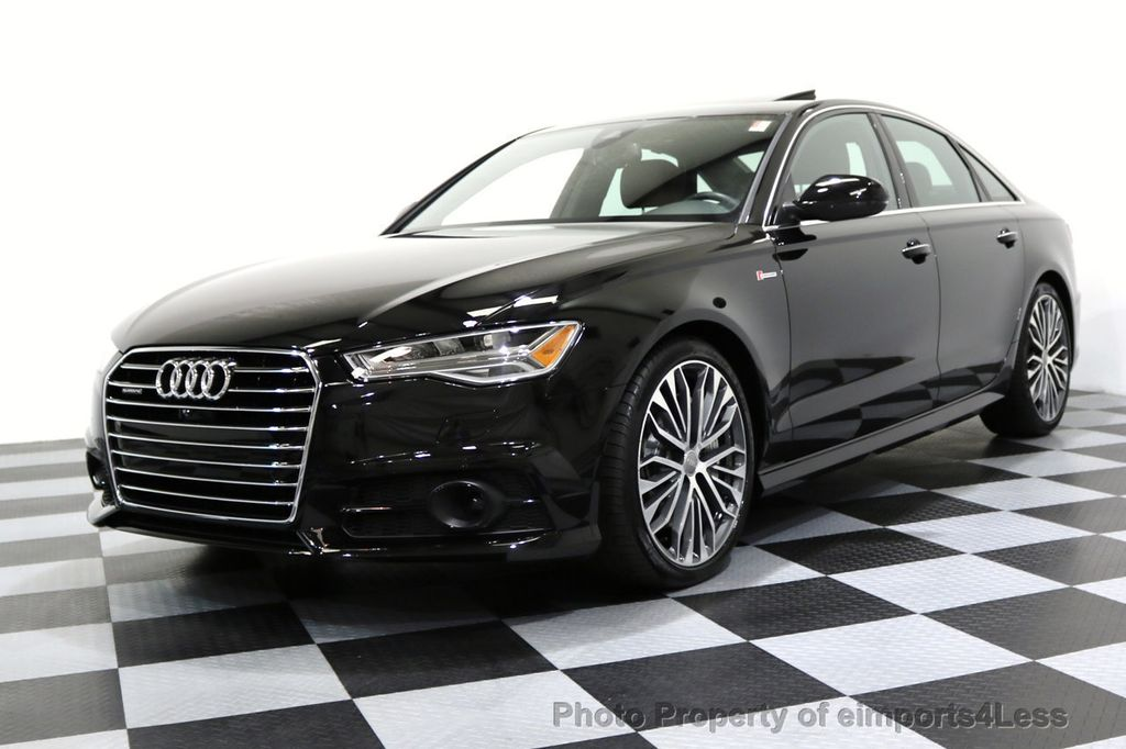 2017 Audi A6 CERTIFIED A6 3.0t QUATTRO S-Line Sport AWD Driver Assist - 17028259 - 13