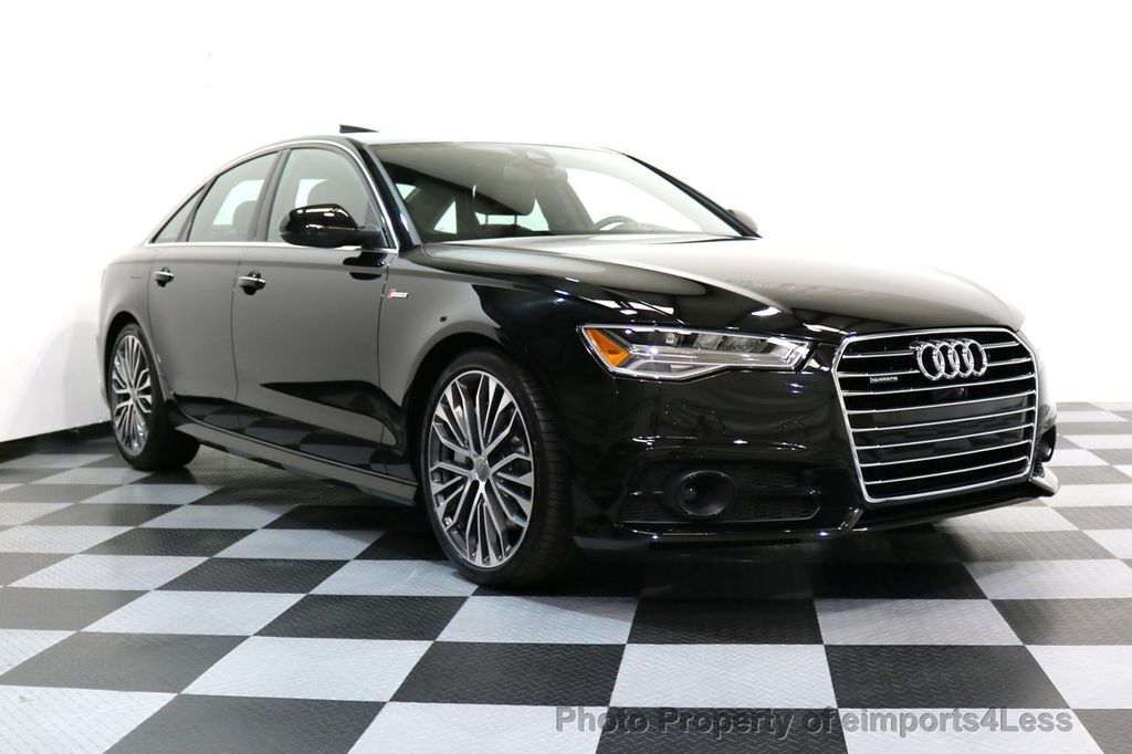 2017 Audi A6 CERTIFIED A6 3.0t QUATTRO S-Line Sport AWD Driver Assist - 17028259 - 14