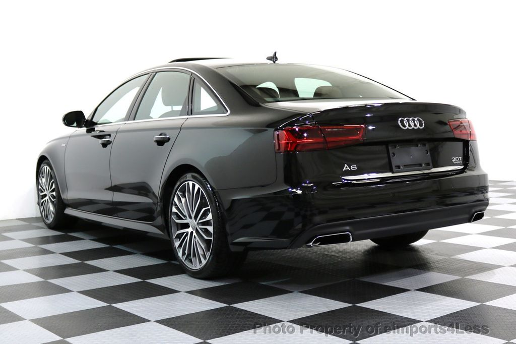 2017 Audi A6 CERTIFIED A6 3.0t QUATTRO S-Line Sport AWD Driver Assist - 17028259 - 15