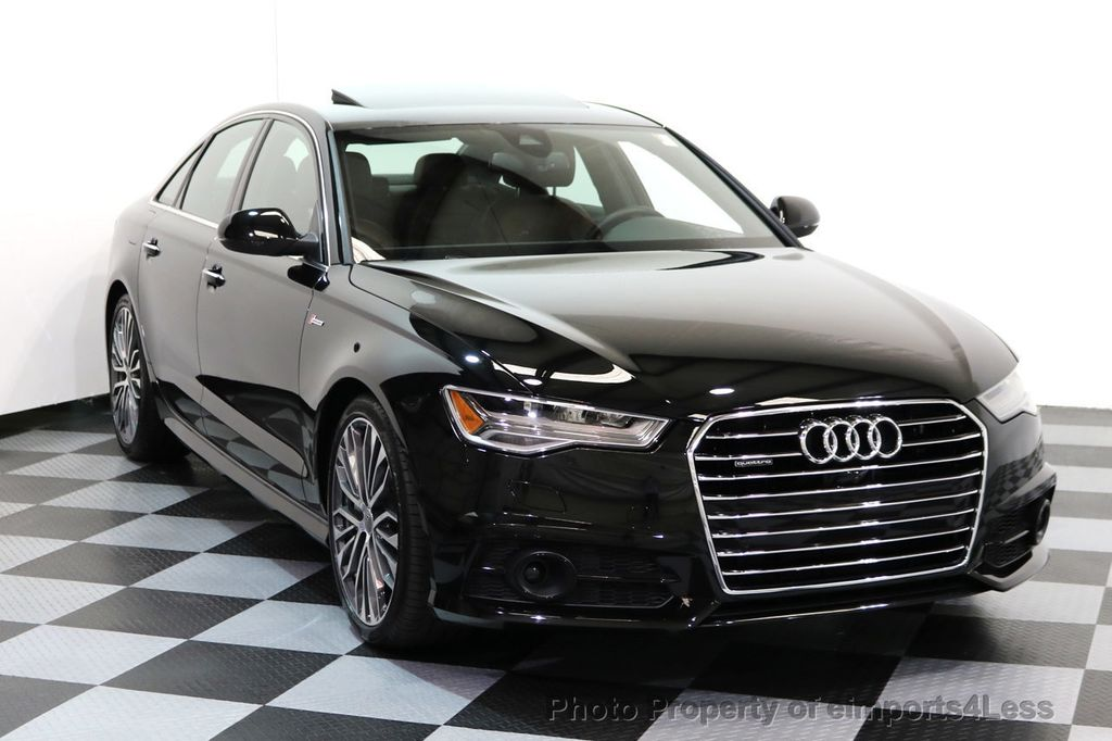 2017 Audi A6 CERTIFIED A6 3.0t QUATTRO S-Line Sport AWD Driver Assist - 17028259 - 1