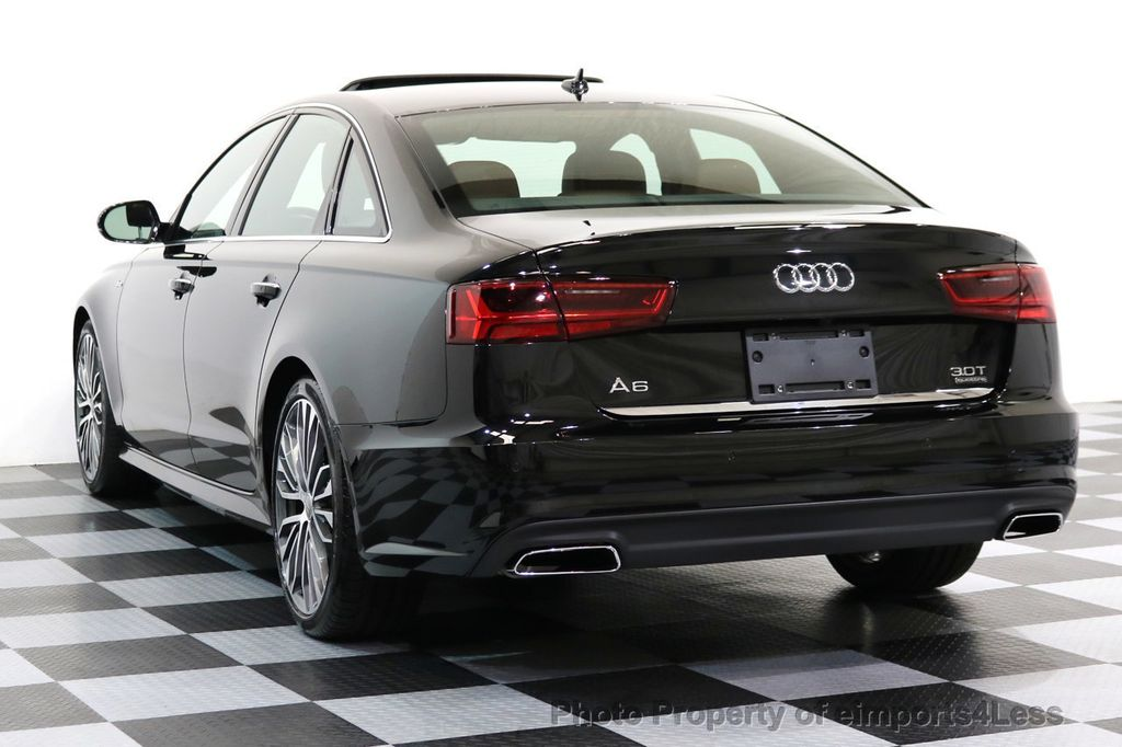2017 Audi A6 CERTIFIED A6 3.0t QUATTRO S-Line Sport AWD Driver Assist - 17028259 - 2