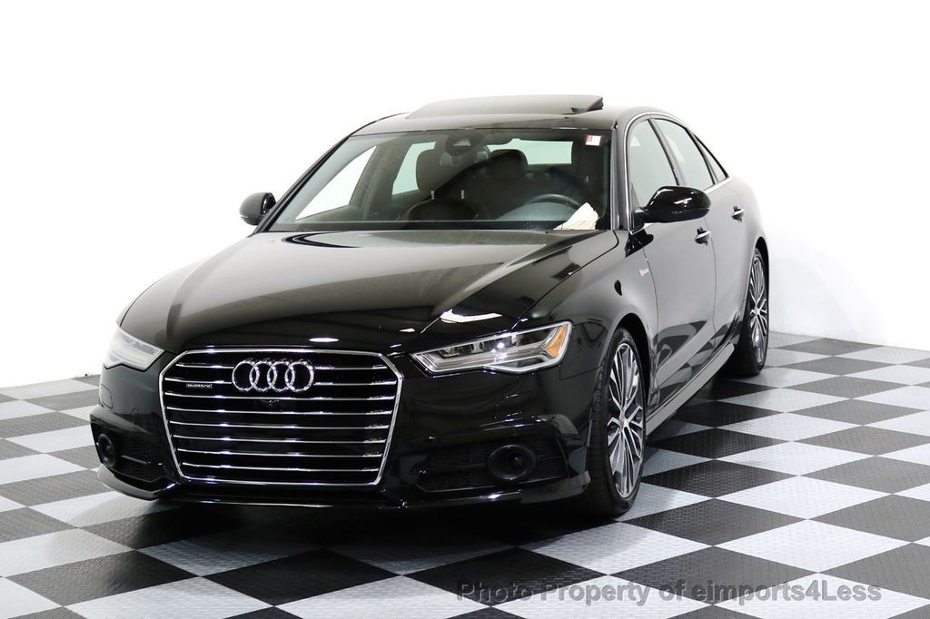 2017 Audi A6 CERTIFIED A6 3.0t QUATTRO S-Line Sport AWD Driver Assist - 17028259 - 29