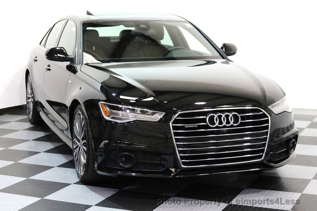 2017 Audi A6 CERTIFIED A6 3.0t QUATTRO S-Line Sport AWD Driver Assist - 17028259 - 30