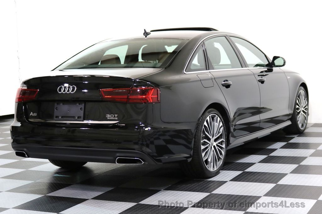 2017 Audi A6 CERTIFIED A6 3.0t QUATTRO S-Line Sport AWD Driver Assist - 17028259 - 3
