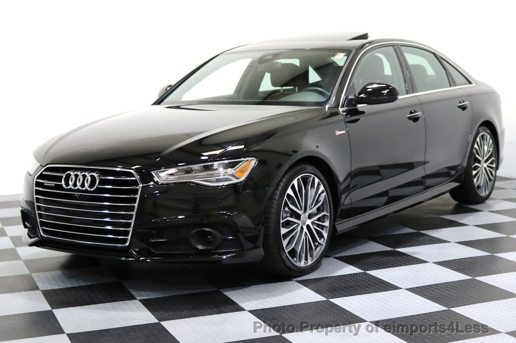 2017 Audi A6 CERTIFIED A6 3.0t QUATTRO S-Line Sport AWD Driver Assist - 17028259 - 42