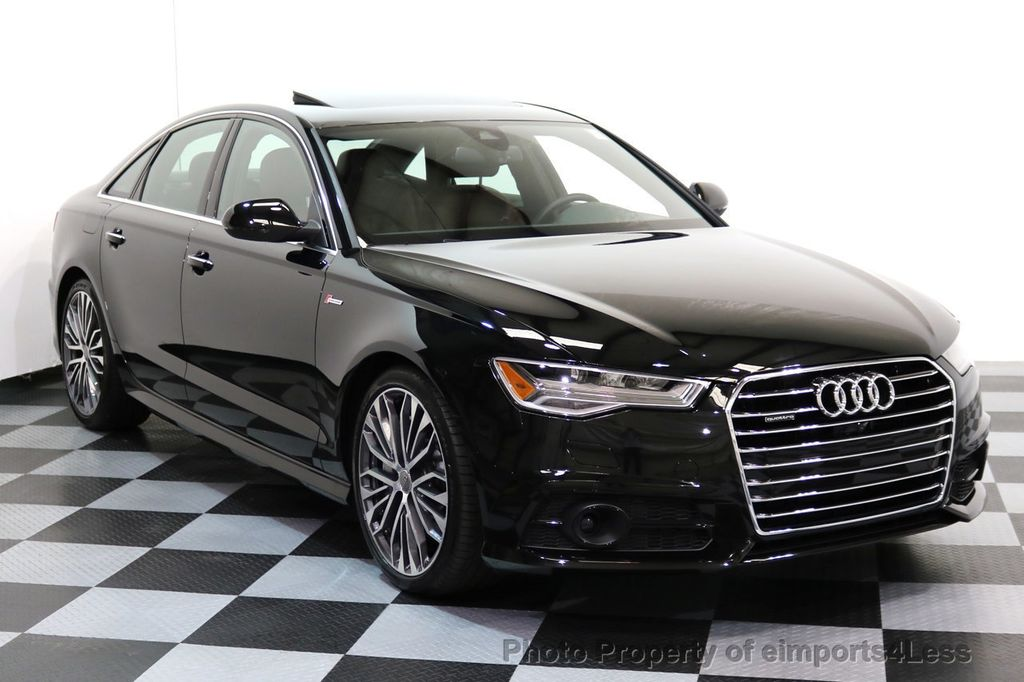 2017 Audi A6 CERTIFIED A6 3.0t QUATTRO S-Line Sport AWD Driver Assist - 17028259 - 43