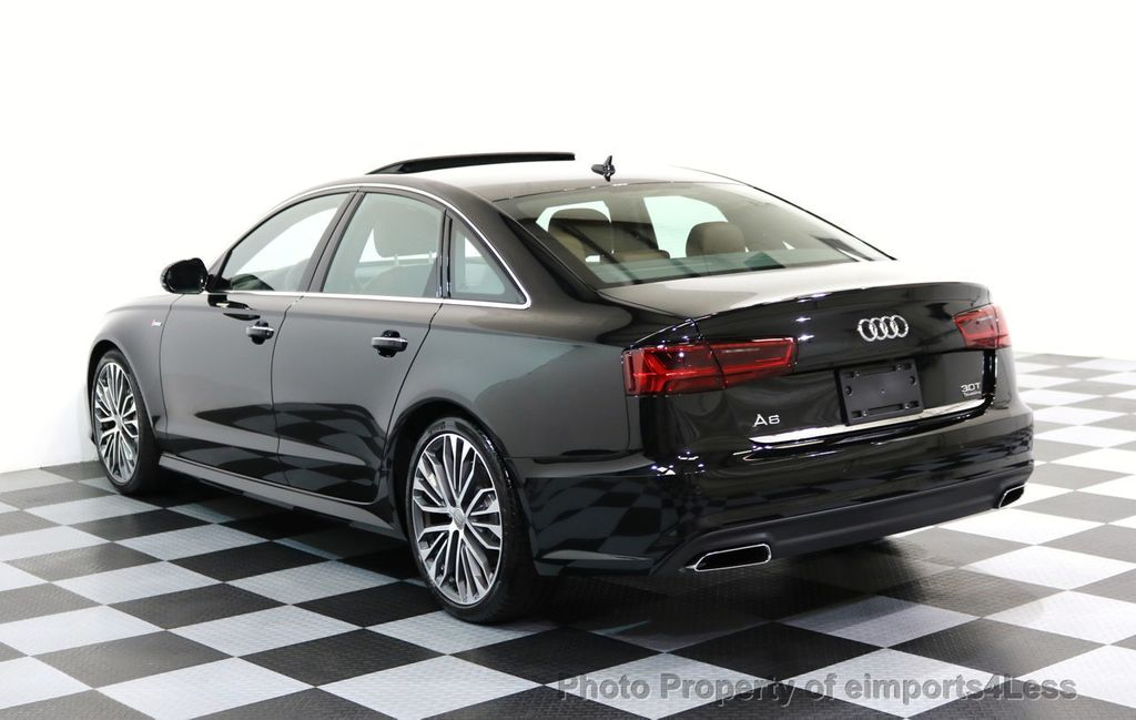 2017 Audi A6 CERTIFIED A6 3.0t QUATTRO S-Line Sport AWD Driver Assist - 17028259 - 44