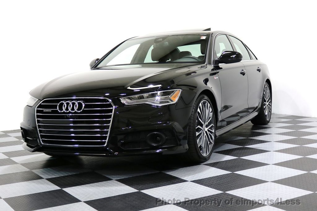 2017 Audi A6 CERTIFIED A6 3.0t QUATTRO S-Line Sport AWD Driver Assist - 17028259 - 53