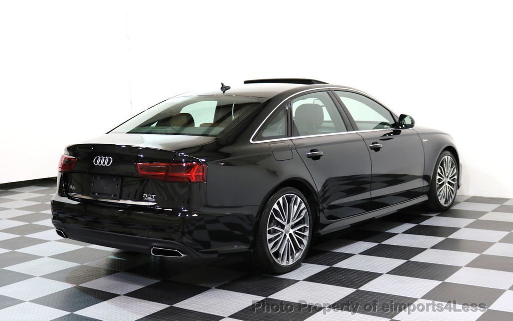 Certified Used Cars >> 2017 Used Audi A6 CERTIFIED A6 3.0t QUATTRO S-Line Sport AWD Driver Assist at eimports4Less ...