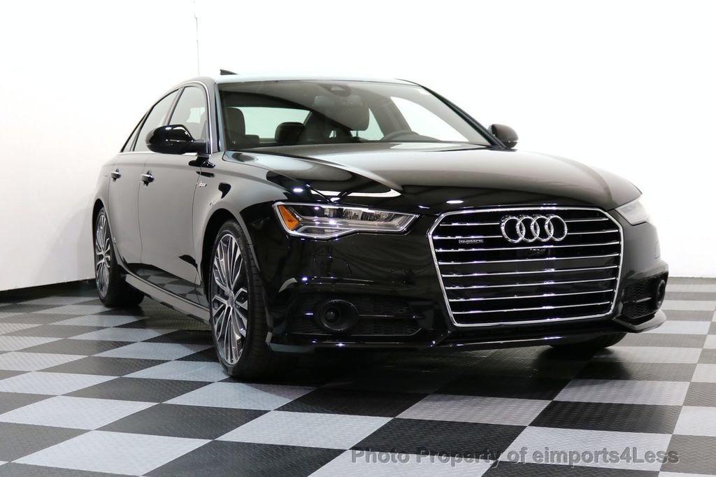 2017 Audi A6 CERTIFIED A6 3.0t QUATTRO S-Line Sport AWD Driver Assist - 17028259 - 56