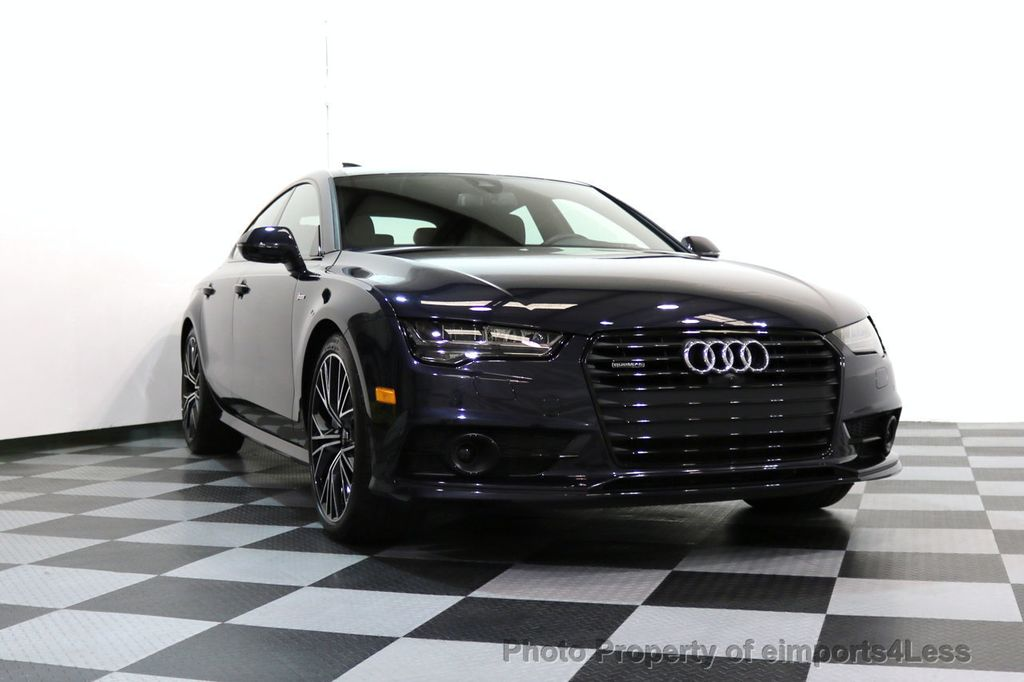 2017 Audi A7 CERTIFIED A7 3.0T Quattro PRESTIGE Night Vision ACTIVE CRUISE - 17334091 - 17