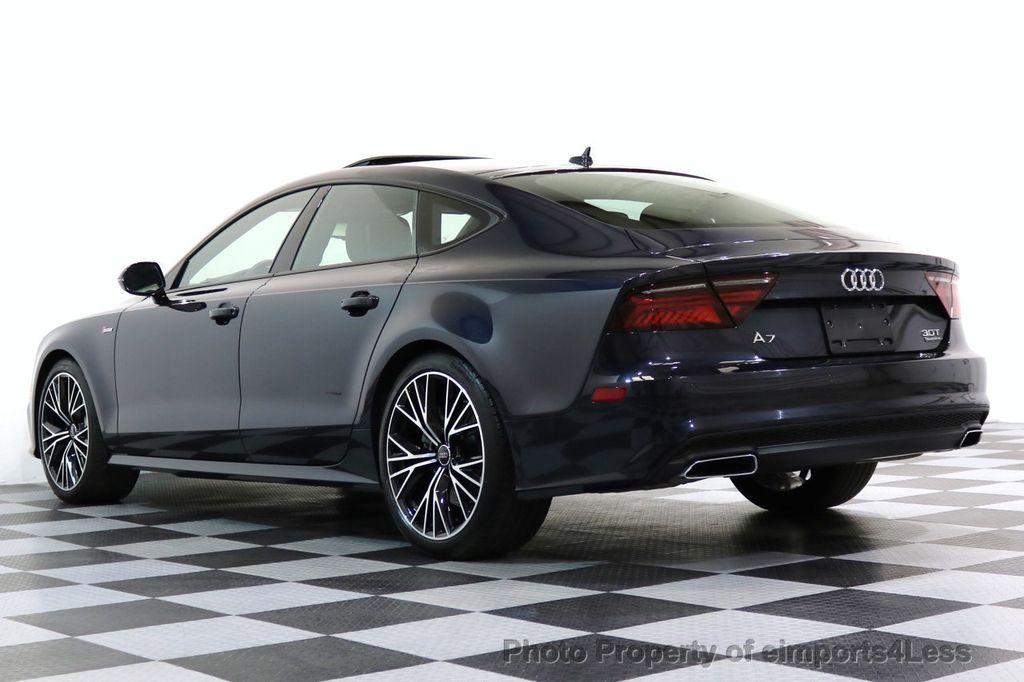 2017 Audi A7 CERTIFIED A7 3.0T Quattro PRESTIGE Night Vision ACTIVE CRUISE - 17334091 - 18