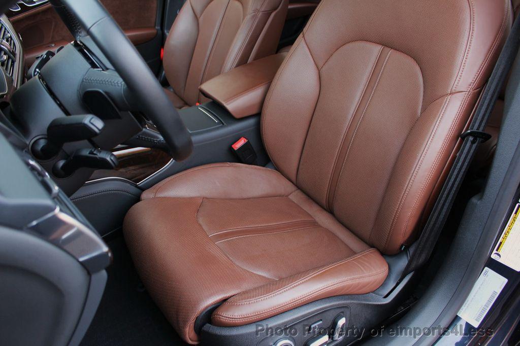 2017 Audi A7 CERTIFIED A7 3.0T Quattro PRESTIGE Night Vision ACTIVE CRUISE - 17334091 - 24