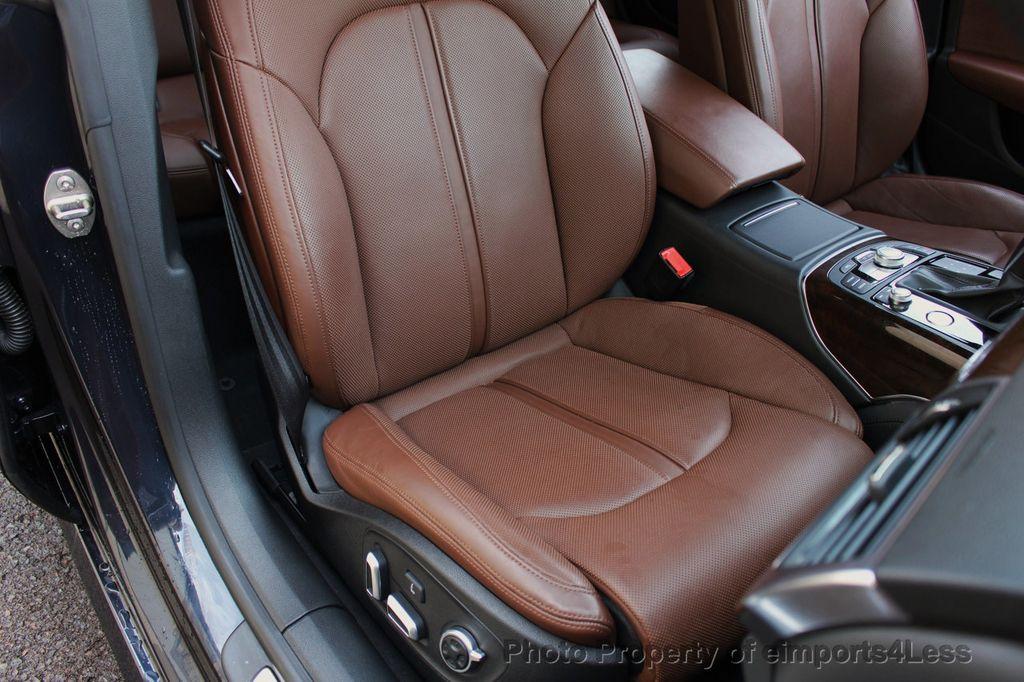 2017 Audi A7 CERTIFIED A7 3.0T Quattro PRESTIGE Night Vision ACTIVE CRUISE - 17334091 - 25