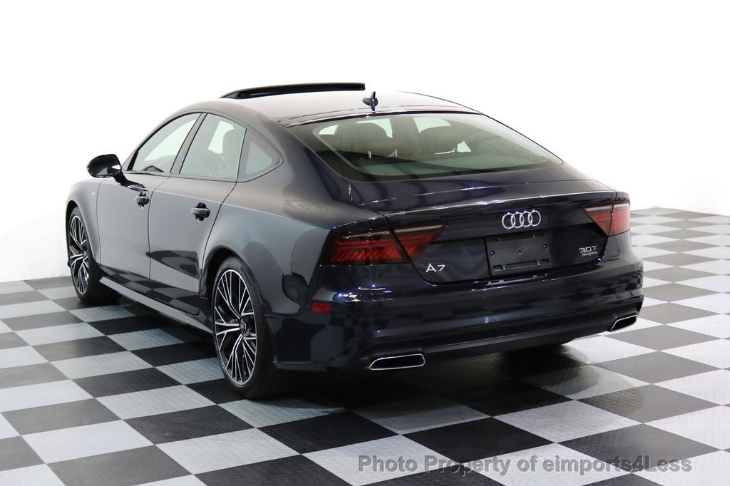 2017 Audi A7 CERTIFIED A7 3.0T Quattro PRESTIGE Night Vision ACTIVE CRUISE - 17334091 - 2