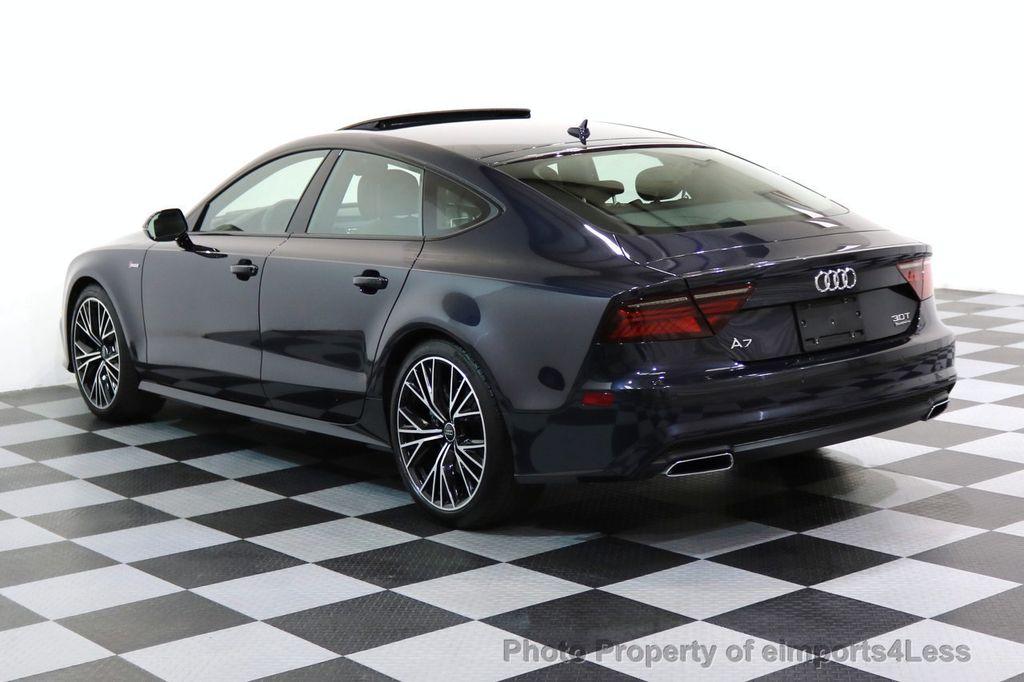 2017 Audi A7 CERTIFIED A7 3.0T Quattro PRESTIGE Night Vision ACTIVE CRUISE - 17334091 - 34
