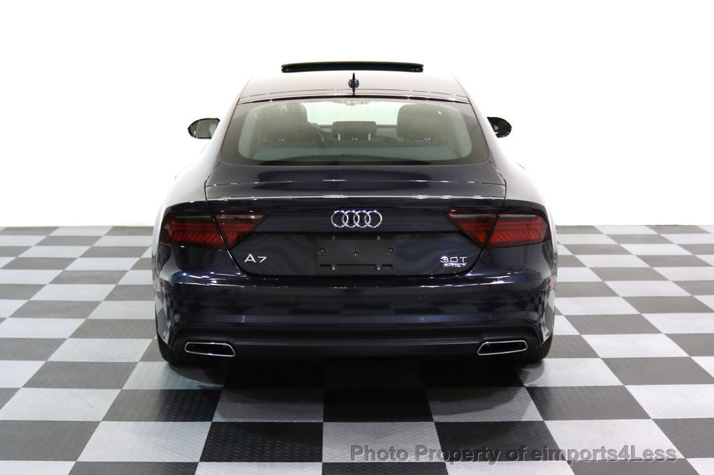 2017 Used Audi A7 CERTIFIED A7 3.0T Quattro PRESTIGE Night