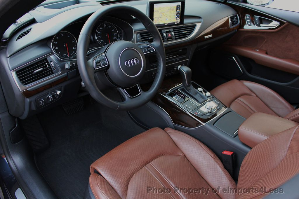 2017 Audi A7 CERTIFIED A7 3.0T Quattro PRESTIGE Night Vision ACTIVE CRUISE - 17334091 - 41