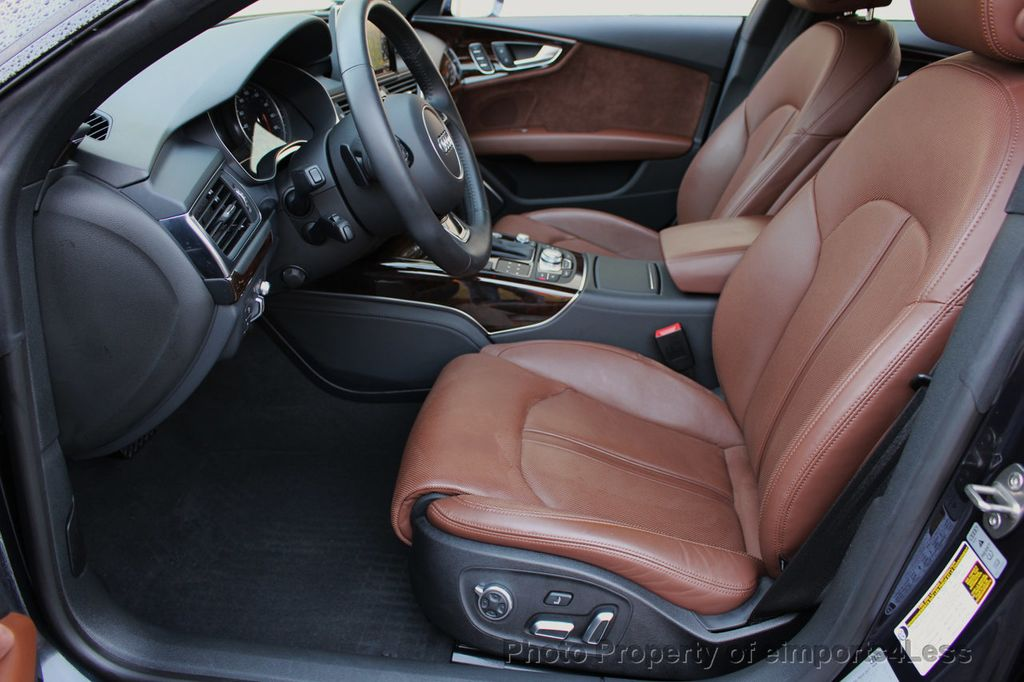 2017 Audi A7 CERTIFIED A7 3.0T Quattro PRESTIGE Night Vision ACTIVE CRUISE - 17334091 - 43