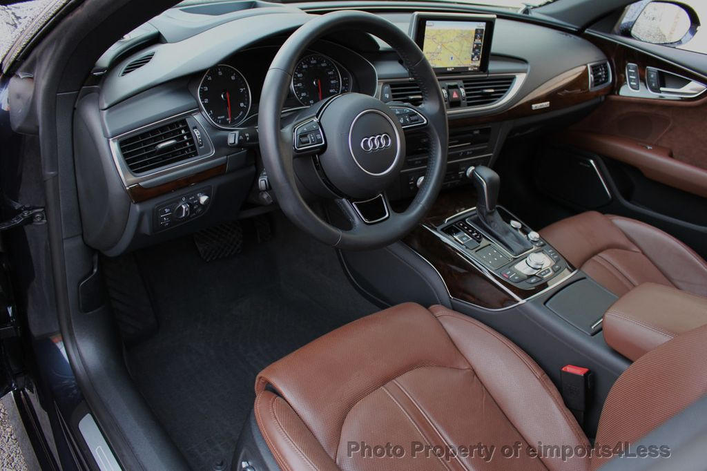 2017 Audi A7 CERTIFIED A7 3.0T Quattro PRESTIGE Night Vision ACTIVE CRUISE - 17334091 - 54