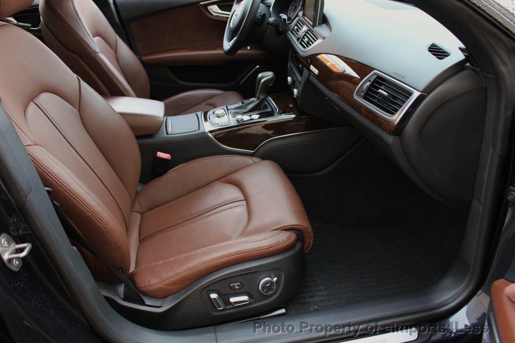 2017 Audi A7 CERTIFIED A7 3.0T Quattro PRESTIGE Night Vision ACTIVE CRUISE - 17334091 - 55