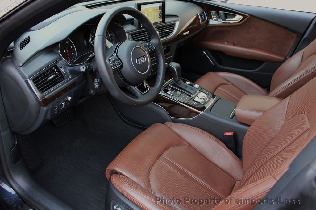 2017 Audi A7 CERTIFIED A7 3.0T Quattro PRESTIGE Night Vision ACTIVE CRUISE - 17334091 - 7