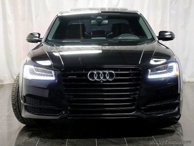 2017 Audi A8 L 3.0 TFSI - Click to see full-size photo viewer
